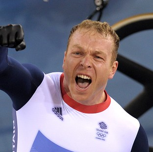 Sir Chris Hoy is gearing up for a slot with celebrities on Who Wants To Be A Millionaire?