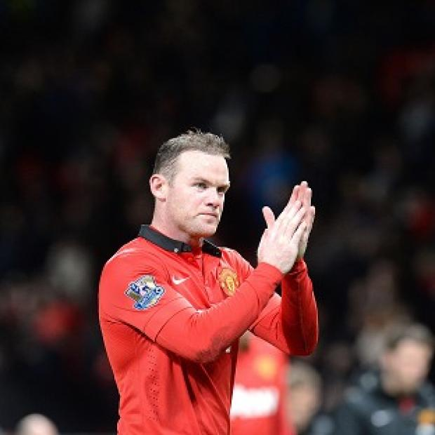Andover Advertiser: Wayne Rooney's contract is set to expire at the end of next season