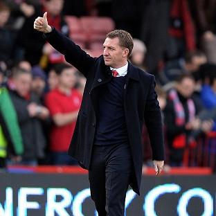 Brendan Rodgers paid tribute to the way Eddie Howe's Bournemouth side approached the game