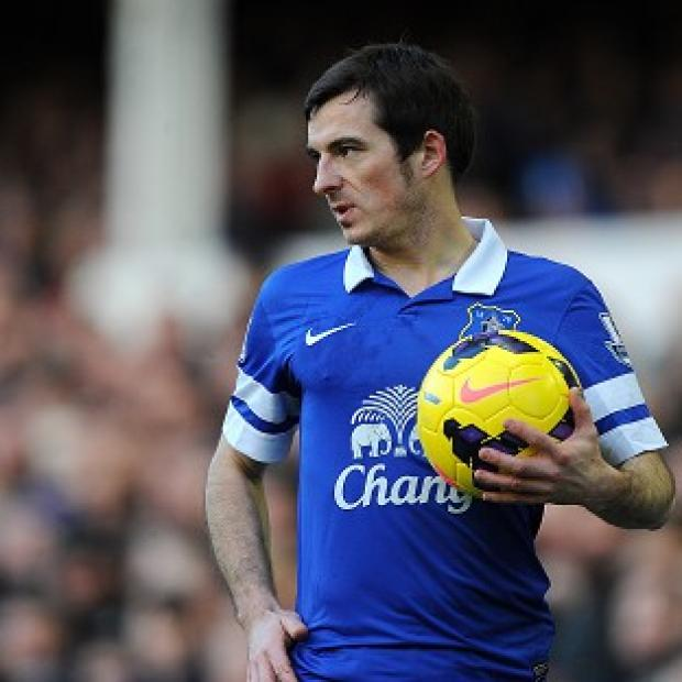 Andover Advertiser: Leighton Baines has signed a new four-year deal