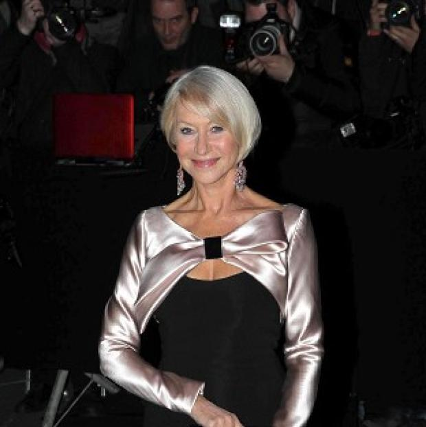 Andover Advertiser: Dame Helen Mirren is to be honoured with the Bafta Fellowship award at this year's ceremony