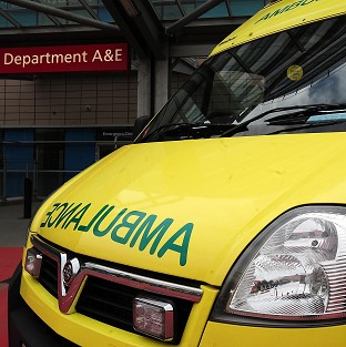 More than 300,000 people over the age of 90 were taken to A&E by ambulance in the last year