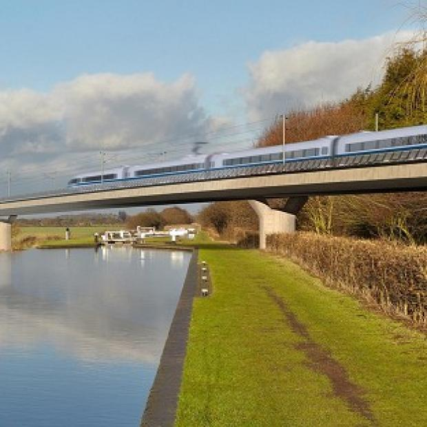 Andover Advertiser: The Government said it was not in the public interest to make the HS2 report public
