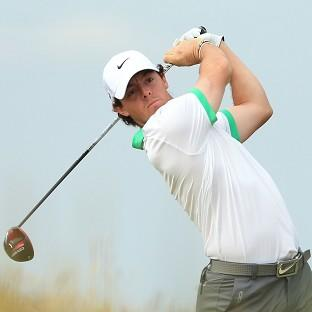 Rory McIlroy enjoyed an excellent first round in Dubai
