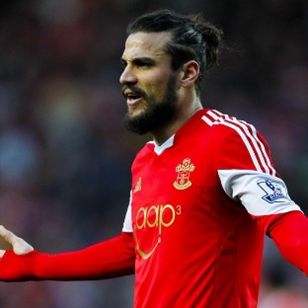 Andover Advertiser: Juventus are interessted in signing Southampton's Dani Osvaldo.
