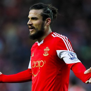 Dani Osvaldo has failed to make a good impression at Southampton
