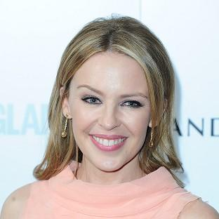 Kylie Minogue recorded catchy hit C