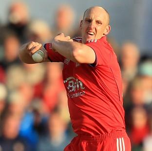 James Tredwell has been named in the England line-up in Melbourne