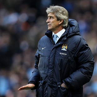 Manuel Pellegrini believes Manchester City have enough in reserve to cope without Sergio Aguero