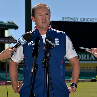 Andy Flower stepped down as England team director on Friday