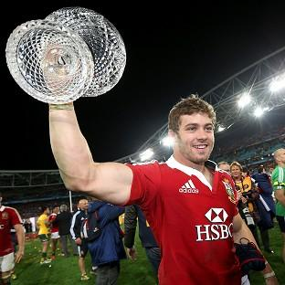 Leigh Halfpenny has achieved superstar status since the last Six Nations