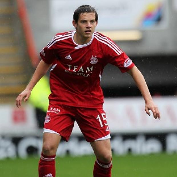 Andover Advertiser: Peter Pawlett scored Aberdeen's second goal