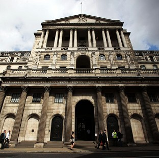 The Bank of England indicated it was in no hurry to raise interest rates