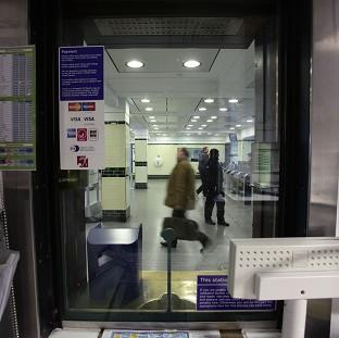 Andover Advertiser: A row over ticket office closures may lead to strikes on the London Underground
