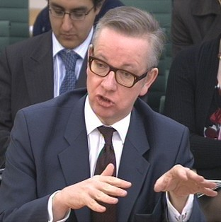 Advisers not 'nodding dogs' - Gove