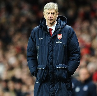 Arsene Wenger believes Manchester City will be hard to topple