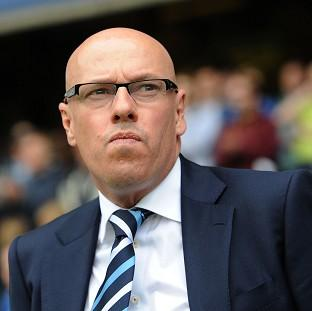 Brian McDermott is expected to be at Leeds' training ground on Monday