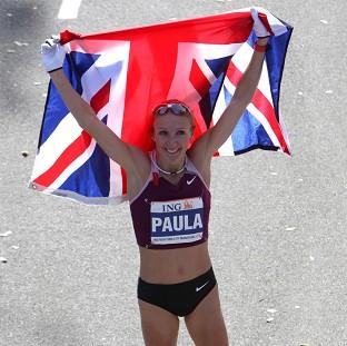 Andover Advertiser: Paula Radcliffe wants to run in one last London Marathon
