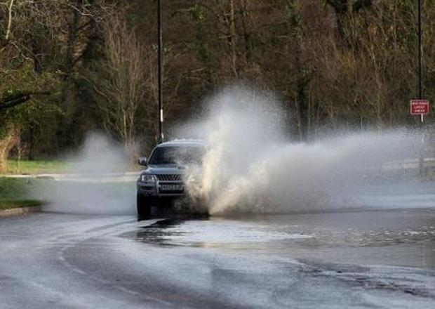 Andover Advertiser: Storm warnings for Hampshire and flood alerts in Winchester district