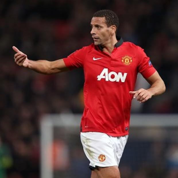 Andover Advertiser: Rio Ferdinand, pictured, has been used sparingly by David Moyes this season