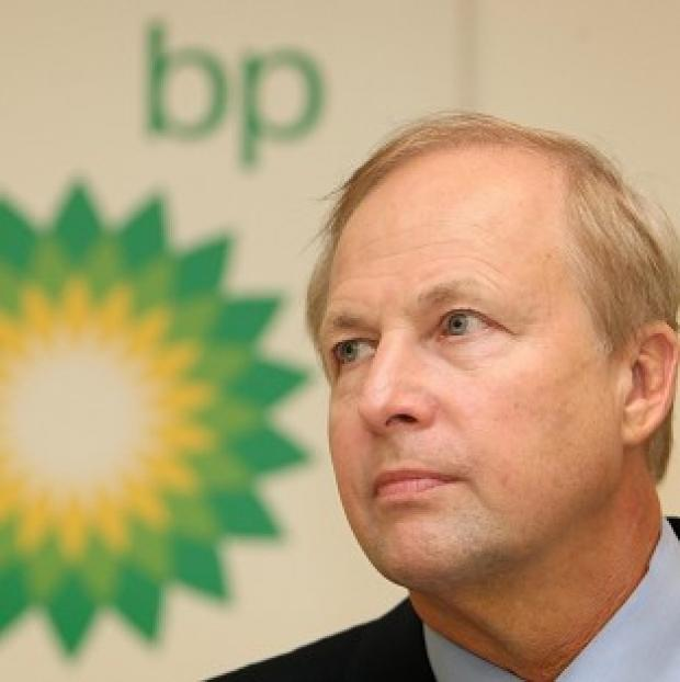 Andover Advertiser: BP chief Bob Dudley said there are 'quite big uncertainties' regarding Scottish independence