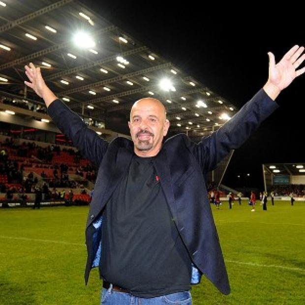 Andover Advertiser: Marwan Koukash wants to see change at the RFL