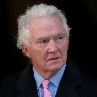 Andover Advertiser: Former chairman of Anglo Irish Bank Sean FitzPatrick