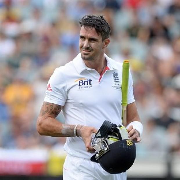 Andover Advertiser: National selector James Whitaker could not elaborate on why Kevin Pietersen, pictured, was axed