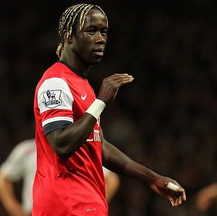 Bacary Sagna joined Arsenal from Auxerre in August 2007