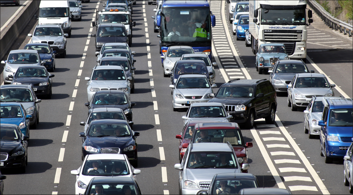 £2m motorway revamp in bid to beat the queues
