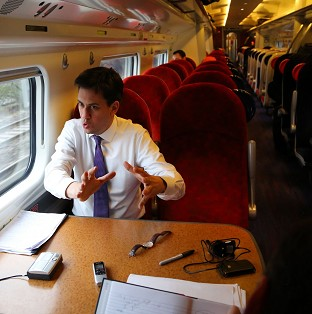 Labour Leader Ed Miliband wants to help people tackle 'unaccountable power' in the public sector
