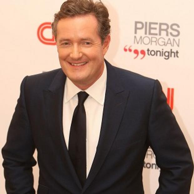 Andover Advertiser: Piers Morgan, pictured, has been a strong advocate of Kevin Pietersen on social media