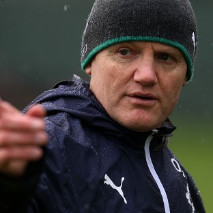 Joe Schmidt knows expectation will start to build for his side now