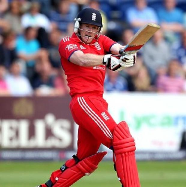 Andover Advertiser: Eoin Morgan will miss the IPL
