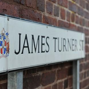 Andover Advertiser: James Turner Street in Birmingham, where the first series of Benefits Street was filmed