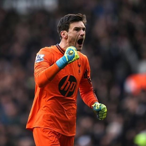 Andover Advertiser: Tottenham Hotspur goalkeeper Hugo Lloris has denied that he would be interested in joining Arsenal