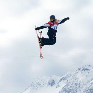 Katie Summerhayes finished seventh in the ski slopstyle with a score of 70.60