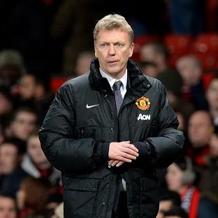 David Moyes has described the support he has received at Manchester United as 'fantastic'