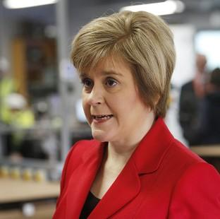 Nicola Sturgeon says reports that George Osborne would reject any deal that would allow an independent Scotland to keep the pound were a