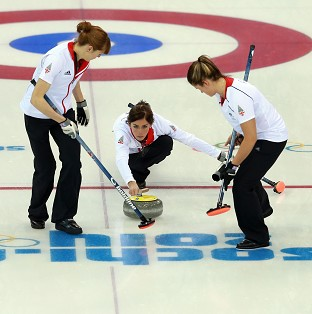 Eve Muirhead's curling team defeated China on Thursday