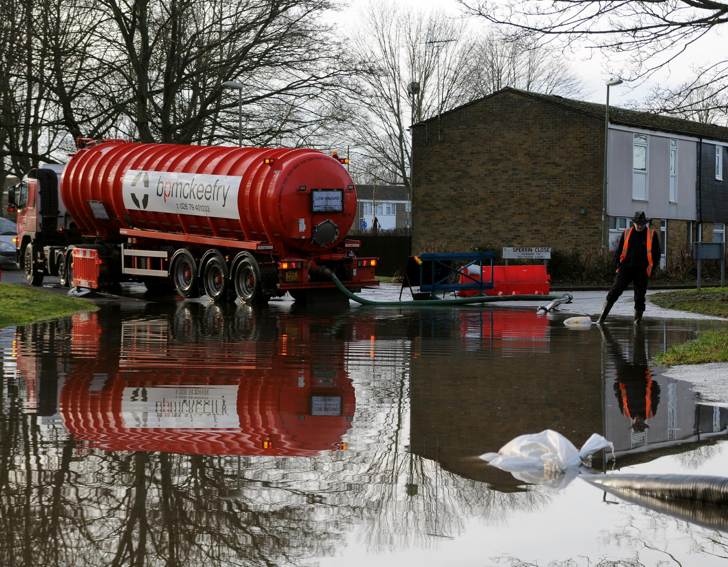 Hampshire County Council leader urges Prime Minister to visit flood-hit areas such as Buckskin