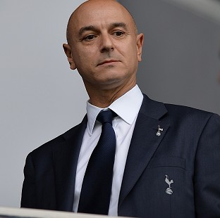 Daniel Levy says Tottenham's new sponsorship deal will 'help to support our objectives and engage with our supporters across the region'