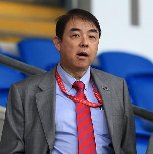 Simon Lim, pictured, has been critical of former Cardiff manager Malky Mackay
