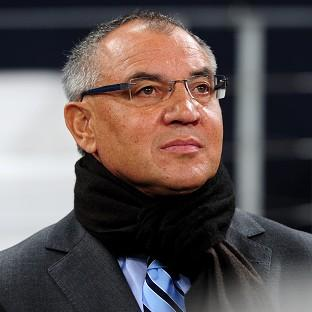 Felix Magath is the new Fulham manager