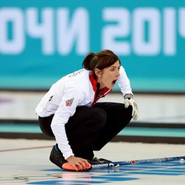 Andover Advertiser: Great Britain's Eve Muirhead has led her side to victory in their last three matches