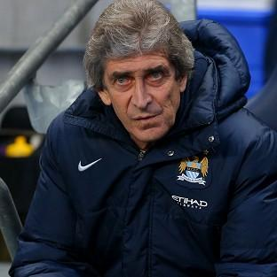 Andover Advertiser: Manuel Pellegrini was pleased with City's progression in the FA Cup