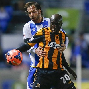 Late Sagbo strike saves Hull