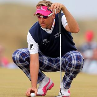 Ian Poulter suffered another early exit from the WGC-Accenture Match Play Championship