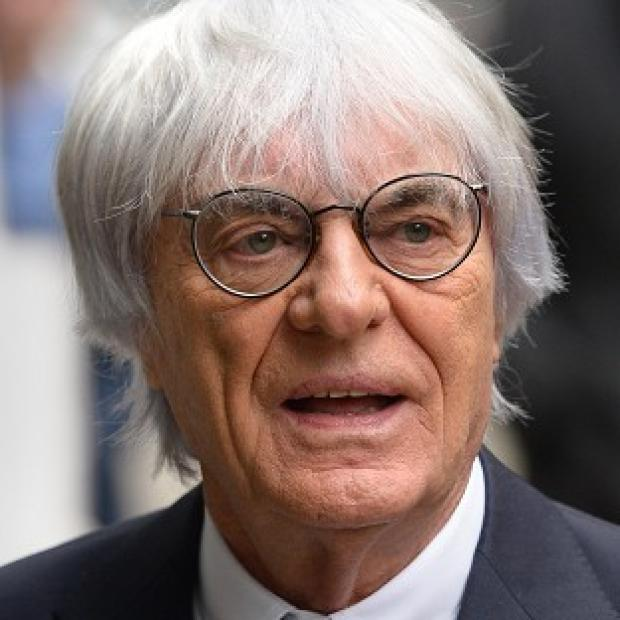 Andover Advertiser: Bernie Ecclestone has won a multimillion-pound High Court fight with a German media company
