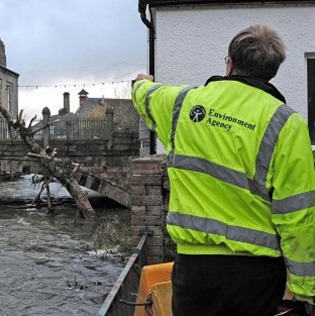 Andover Advertiser: The Environment Agency has announced that any redundancies have been suspended after recent flooding